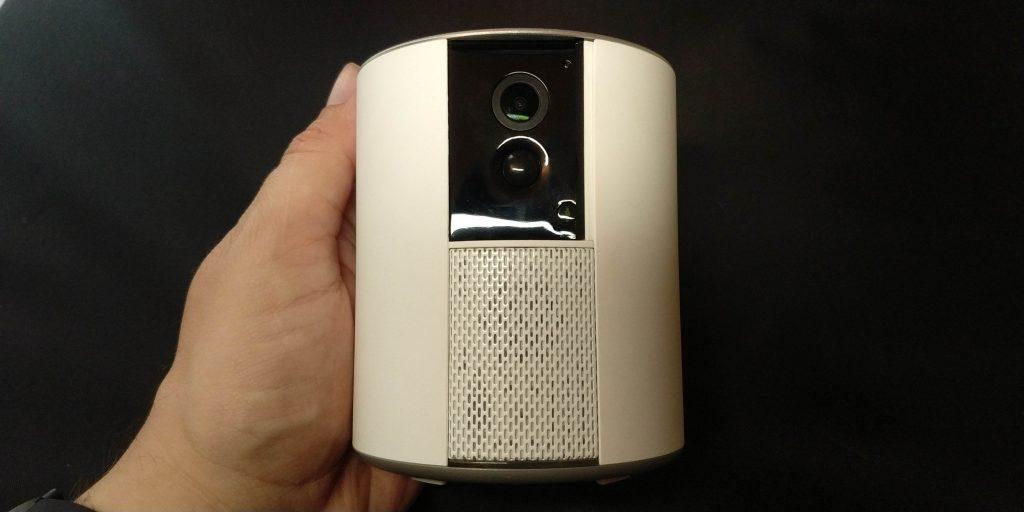 Test et avis caméra IP Somfy One+