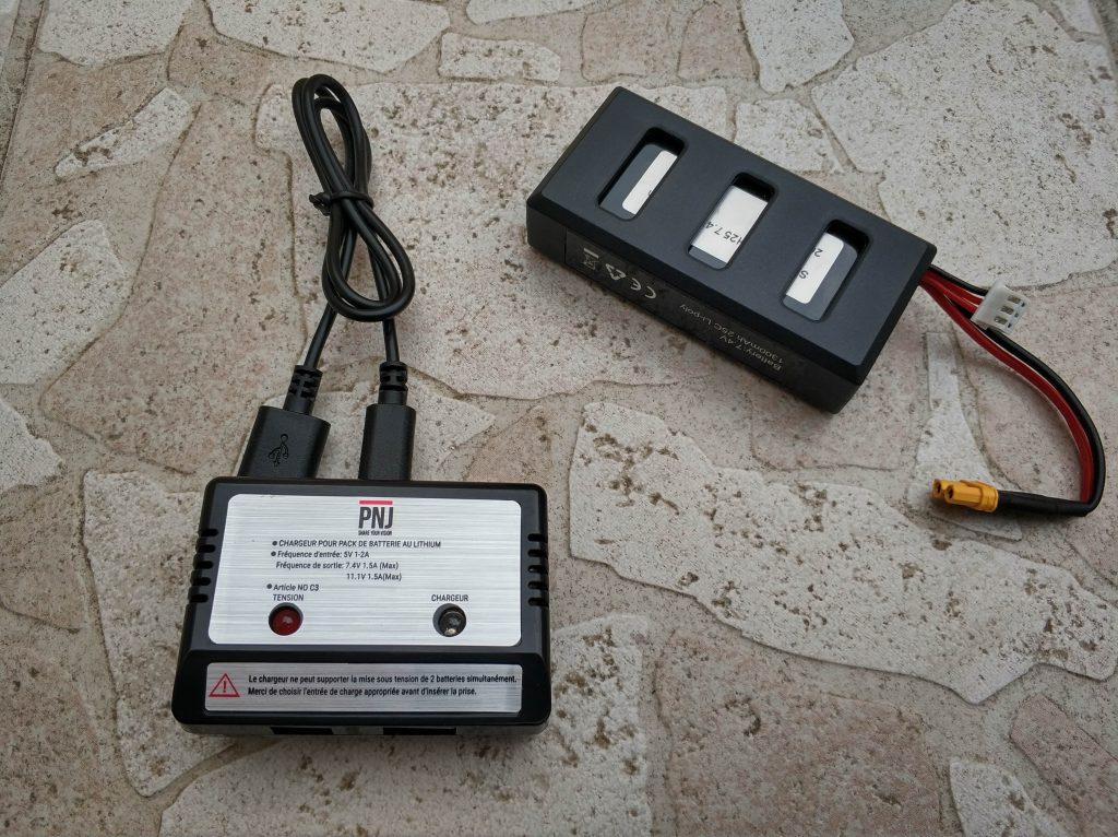 Batterie drone PNJ