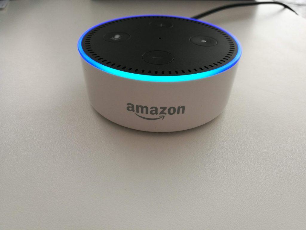 Echo Dot enceinte Alexa