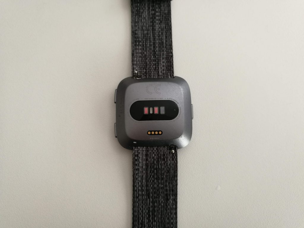 Capteur SPO2 Fitbit Versa