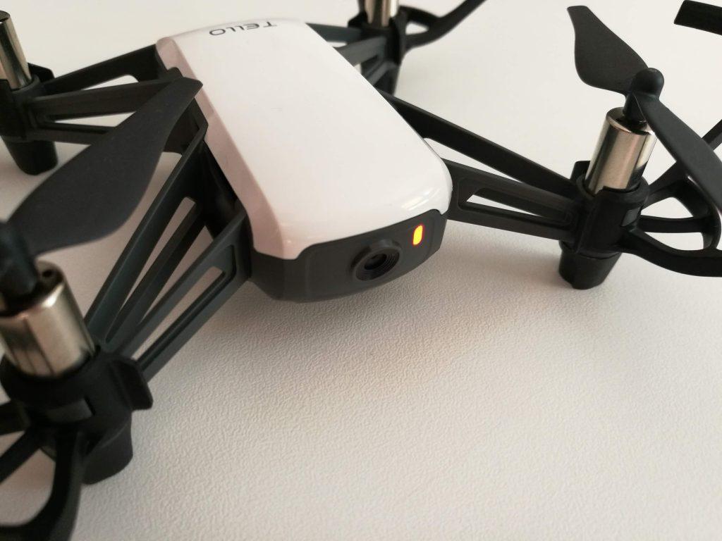 Caméra HD sur drone DJI Tello