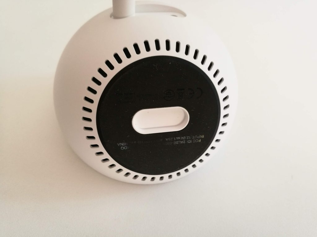 Haut-parleur Echo Spot