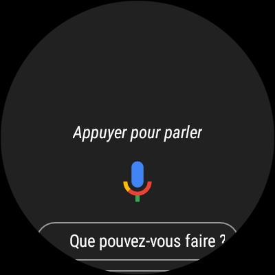 Google Assistant TicWatch Pro