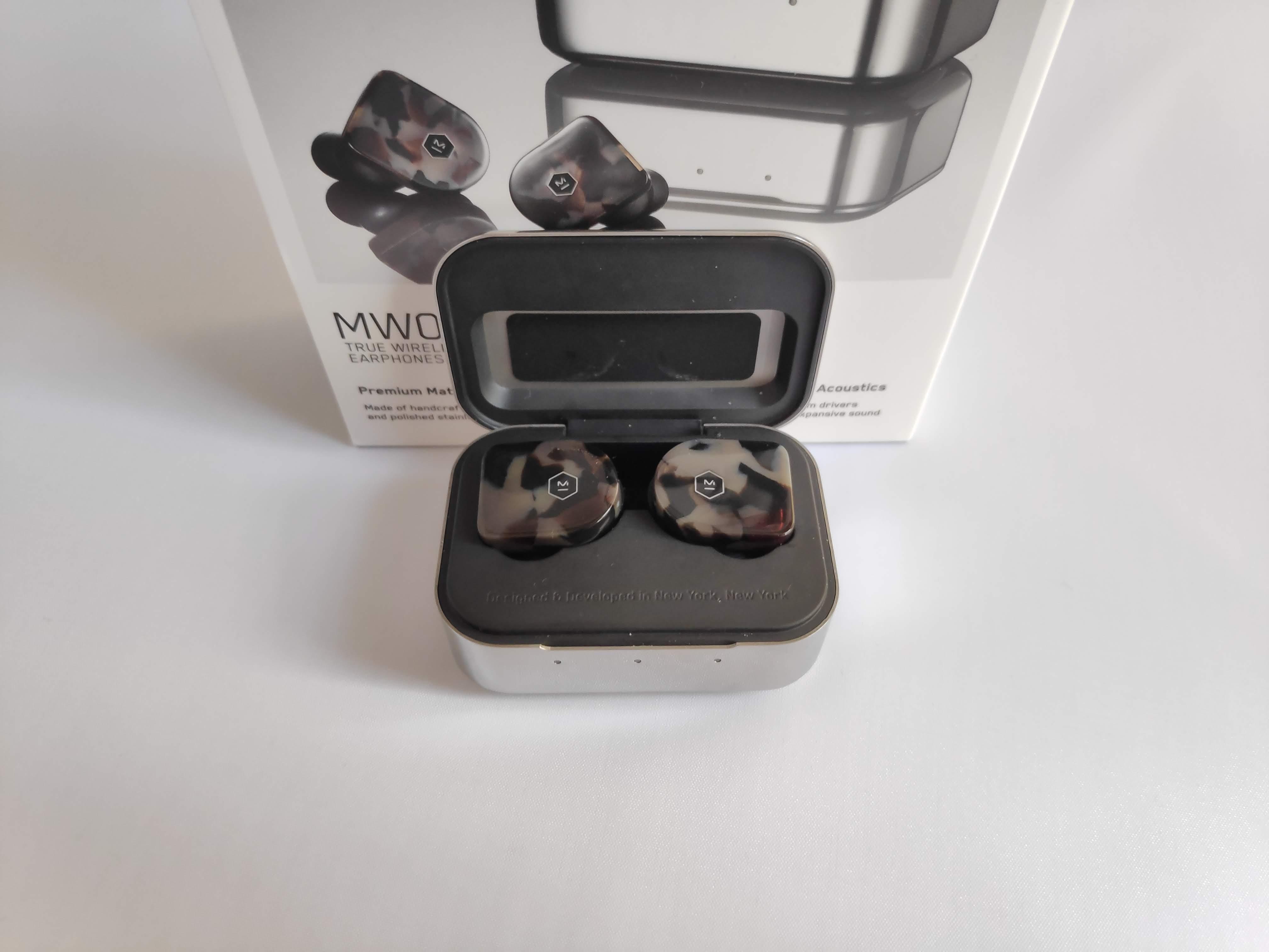 Test écouteurs MW07 Master & Dynamic