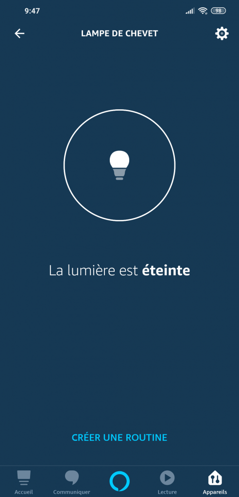Configuration Amazon Smart Plug