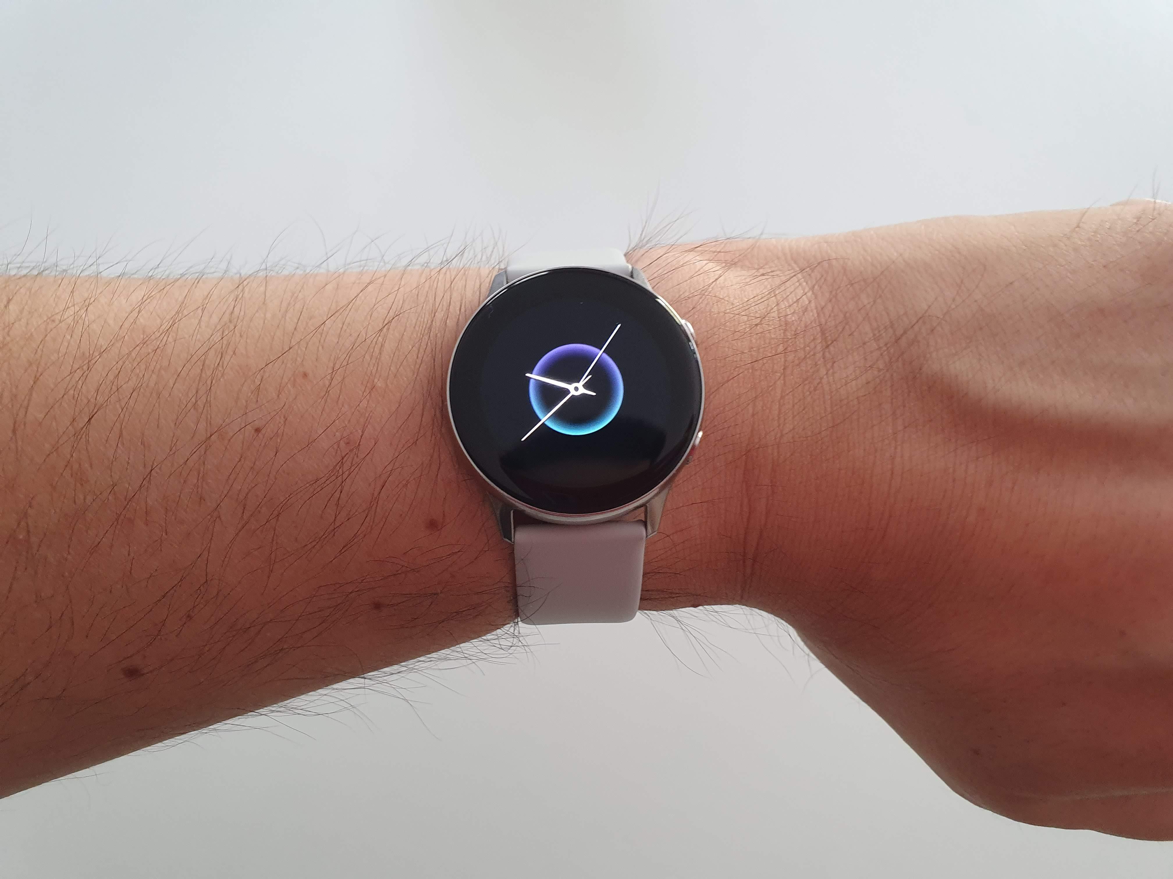 Design Galaxy Watch Active