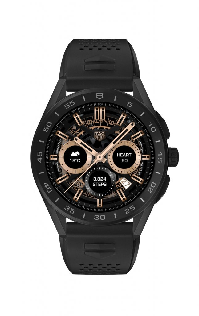 Tag Heuer Connected V3