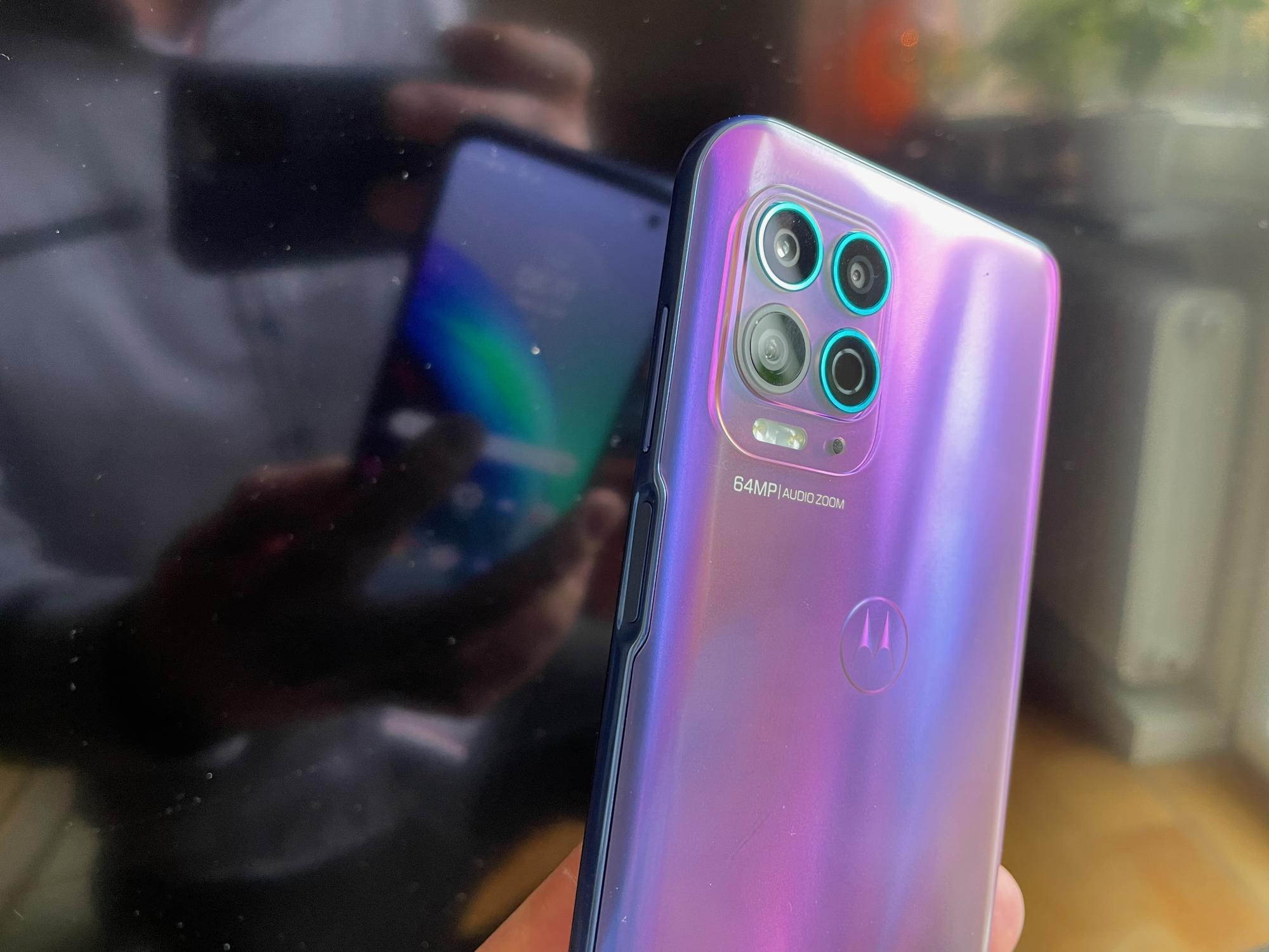 Test: Motorola Moto G100 - Innovant d'une manière étrange