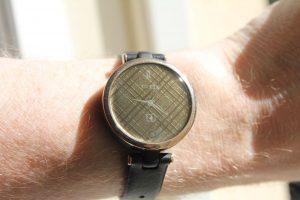 Test : Garmin Lily - bracelet d'activité glorifié