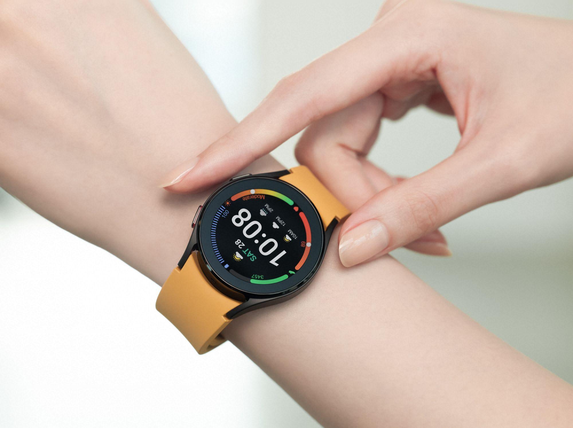 Test : Samsung Galaxy Watch 4 - Retour à la case deux