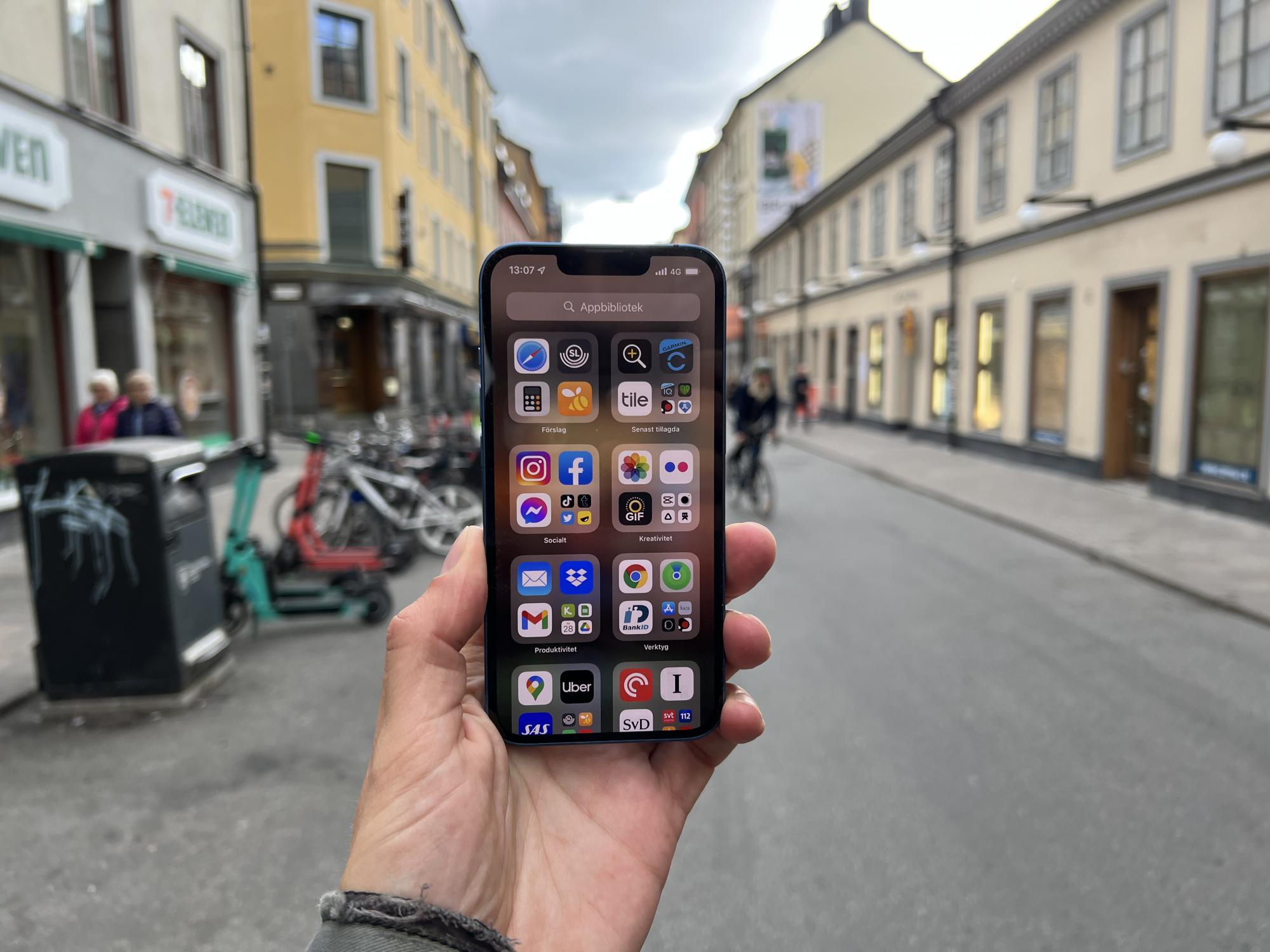 Test : Apple Iphone 13 - Idéal pour la plupart