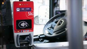 Vous pouvez désormais payer avec le mode express pour Apple Pay à Skånetrafiken