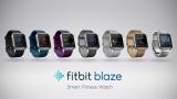 Fitbit Blaze: la montre connectée du géant des wearables est disponible